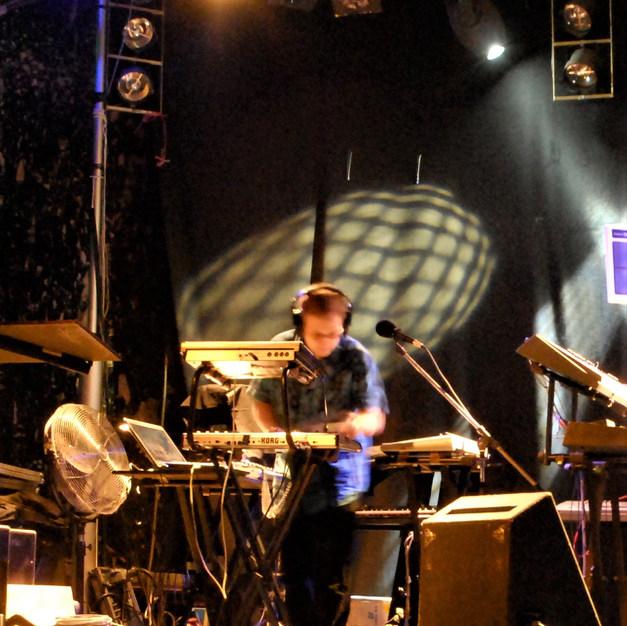 Nattefrost live at EC Festival, Movie, Bielefeld, Germany 12th September 2009