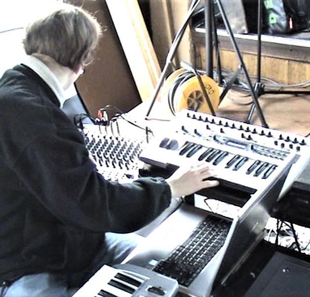 Nattefrost live at Månefiskeren, Copenhagen, Denmark 11th March 2007