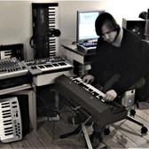 Composing in Nattefrost Studio August 2006