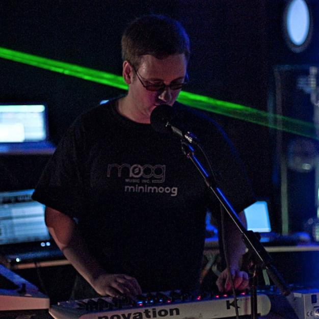 Nattefrost live at Danish Synth Festival, Copenhagen, Denmark 20th November 2010