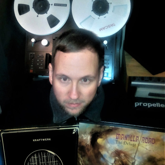 Bjørn with 2 great albums in 2014
