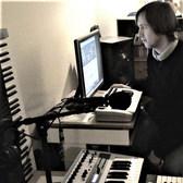 Recording in Nattefrost Studio October 2005