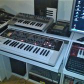 Nattefrost Studio August 2010