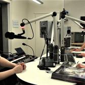 Michael Völkel, Steffen Thieme (Radio Tide) & Bjørn in August 2015