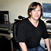 Bjørn in Nattefrost Studio May 2006