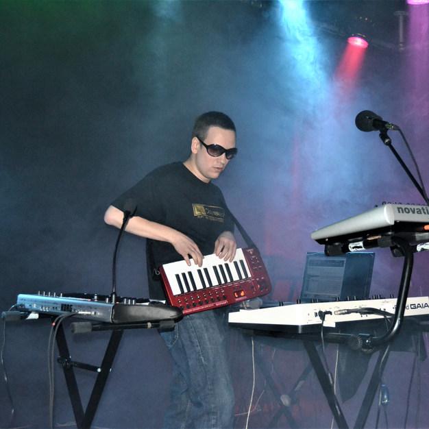 Nattefrost live at Klub Golem, Odense, Denmark 17th December 2011