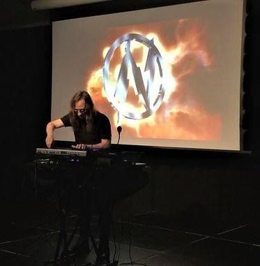 Nattefrost live at Frederiksberg, Denmark 29th October 2019