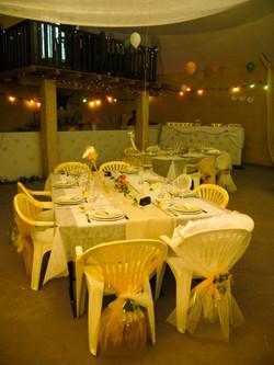 La salle de la Manade du Levant