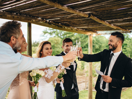 Outdated Traditions: The Order of Wedding Events
