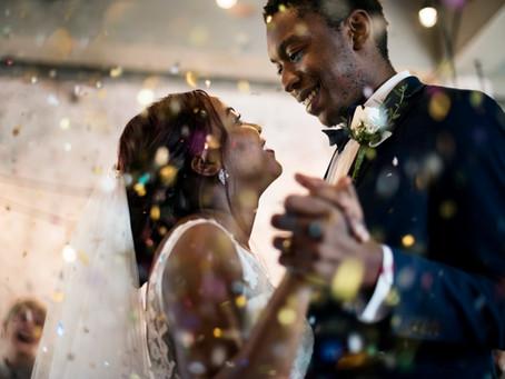 How to Make a Big Wedding Feel Intimate