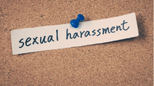 Sexual harassment - what small and medium businesses need to know