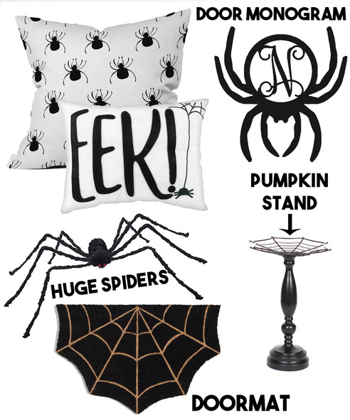 Frightful Finds - Halloween Decor on a Budget (Part 1 - The Front Porch)