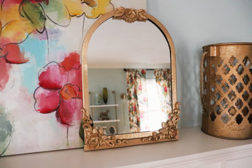 Anthropologie Mirror - The Hack!!