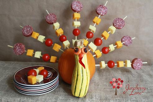appetizer turkey