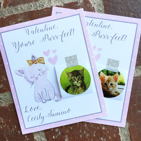 Procrastinator's Printable Valentine Freebies!
