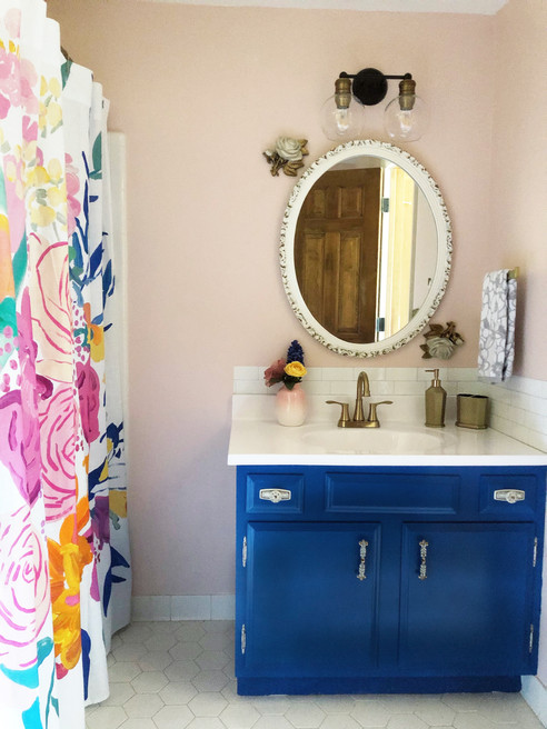 Girls' Jack & Jill Bathroom - FINAL REVEAL!!