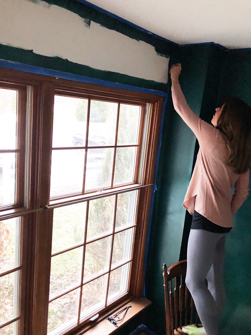 How to Remove Strippable Wallpaper and Prep the Wall to Paint
