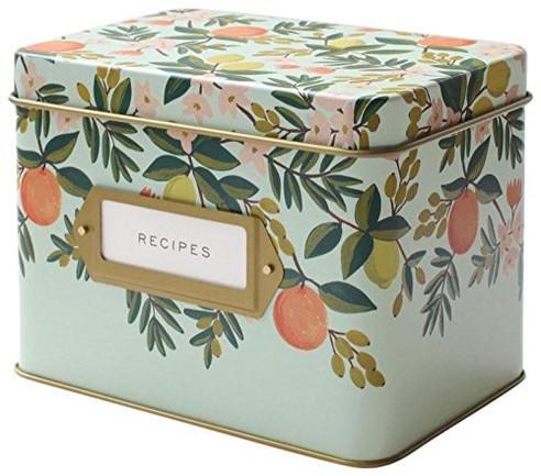 Recipe Box Re-do