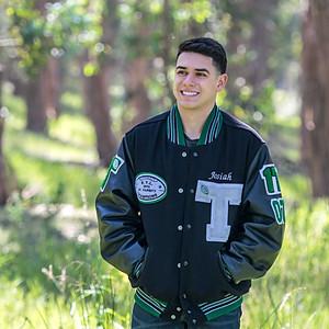 Josiah's Senior Pictures