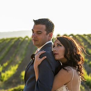 Keri & Colin Wedding
