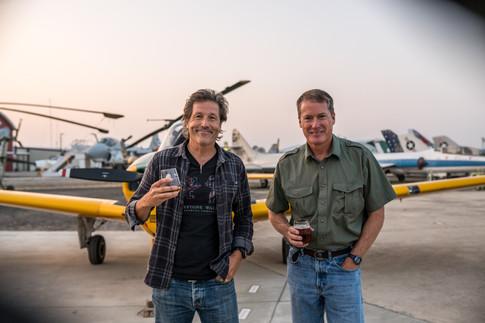 David Walker & Adam Firestone