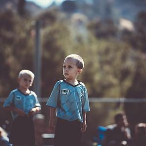 Jaxen's Soccer Game