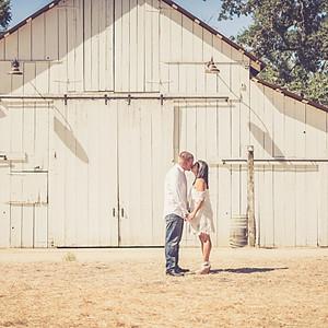 Michele & Garrett - Engagement