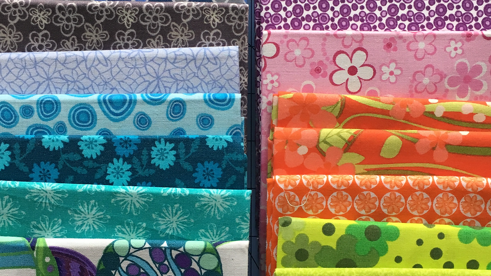 Fun with Fabric Friday - Click to Register