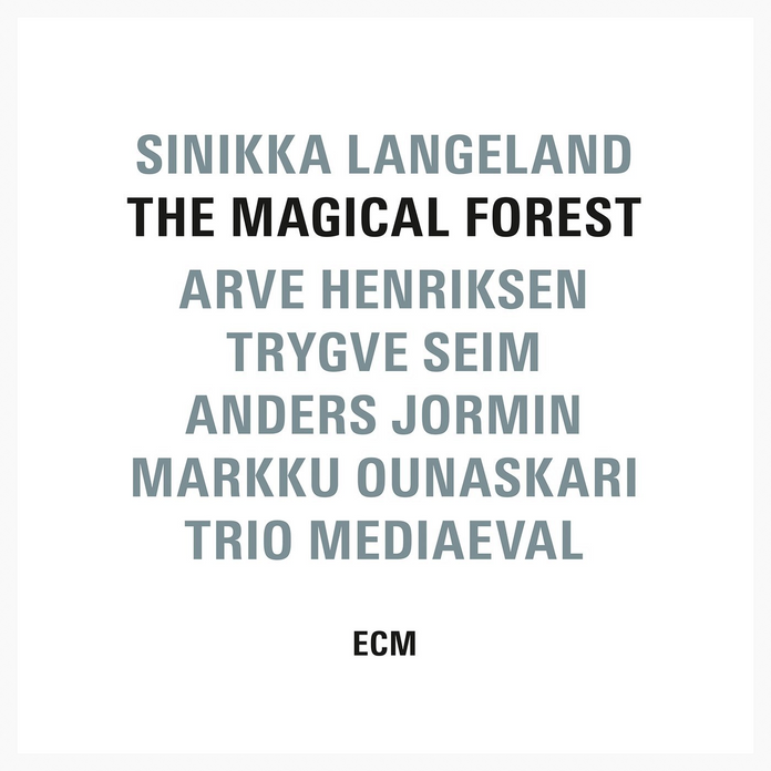 """THE MAGICAL FOREST"" Sinikka Langeland´s new recording"