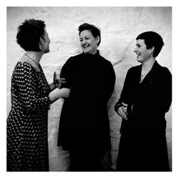Trio Mediaeval. Photo by Ingvil Skei