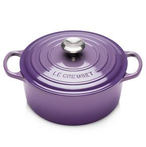 Le Creuset Casserole in Ultra Violet