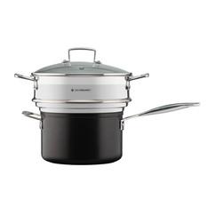 Le Creuset Saucepan and Steamer