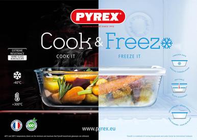 PYREXMaster Cook and Freeze