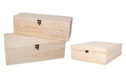 κωδ: Chest Box Oak