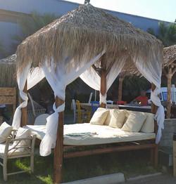 Κρεβάτι παραλίας prive