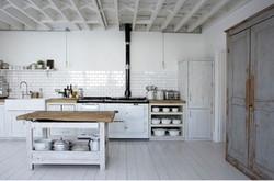 Κουζίνα παλαιωμένο στυλ