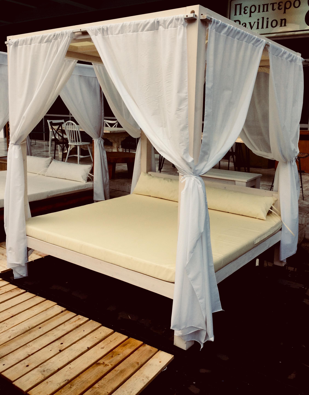 Κρεβάτι παραλίας