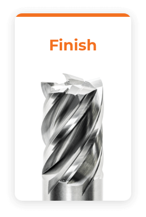 Finish Square End Mills