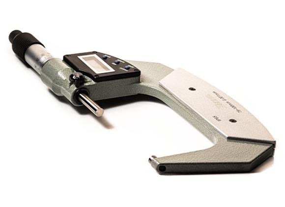 IP65 Digital Micrometer 75-100mm