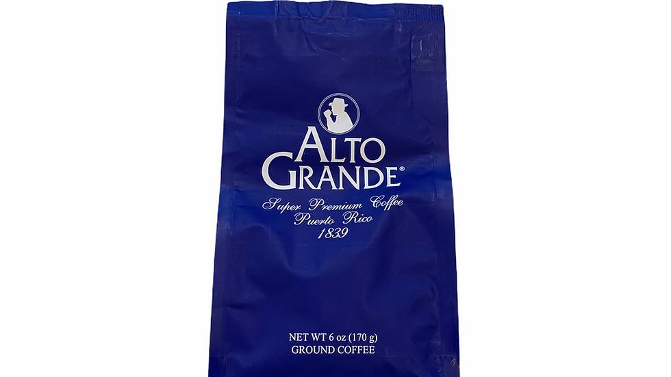 Alto Grande Premium Coffee 6oz