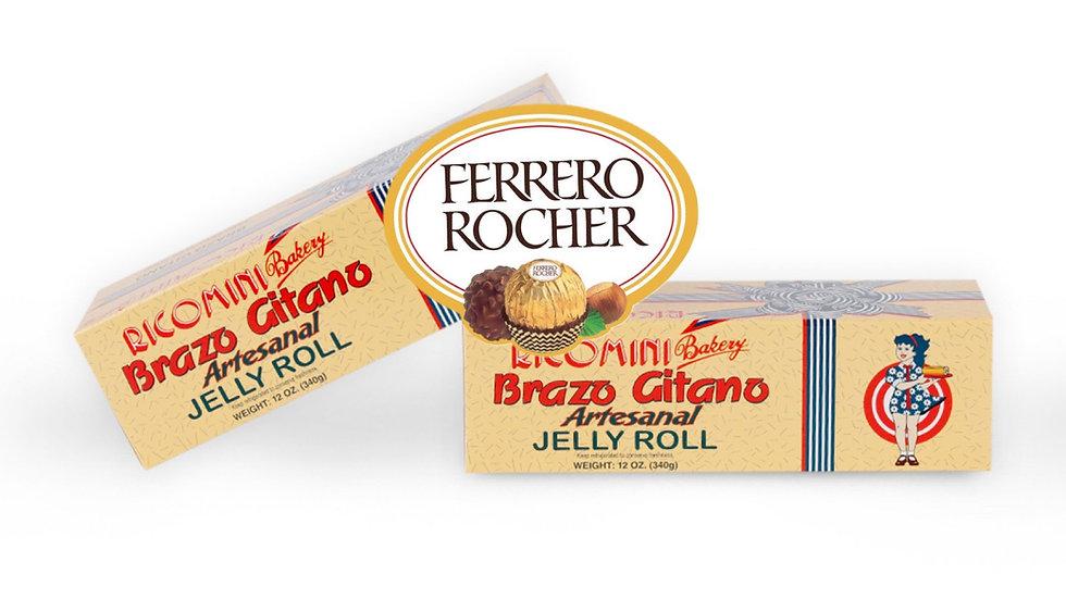 Brazo Gitano Ferrero Rocher 15oz
