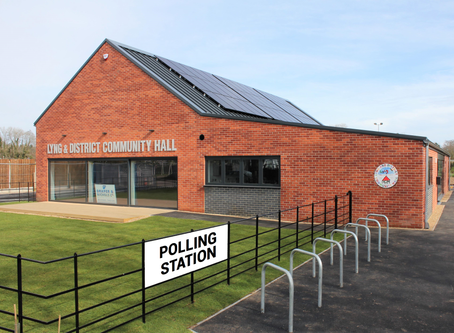 Your Hall, Your Polling Station