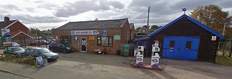 Lyng Garage Norfolk