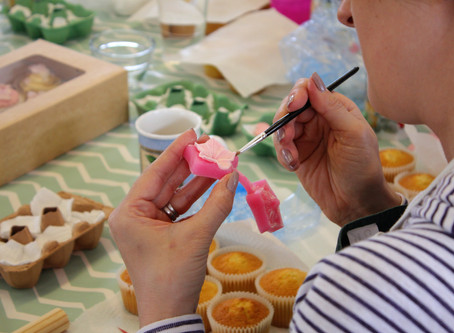 Cupcake Decorating Course