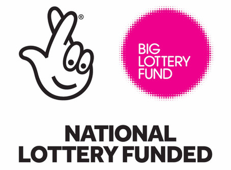 LOTTERY GRANT AWARDED!
