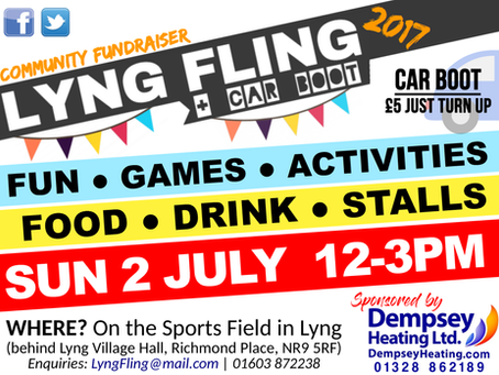 LYNG FLING to help us