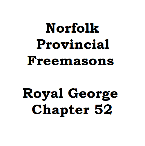 Norfolk Provinscial Freemasons