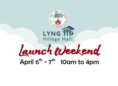 Launch Weekend
