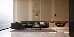 - Living room -