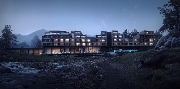 - Mountain Residence -